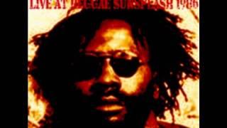 burning spear – queen of the mountain (live at reggae sunsplash 1986)