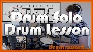 ★ R U Mine? (Arctic Monkeys) ★ Drum Lesson | How To Play Drum SOLO (Matt Helders)
