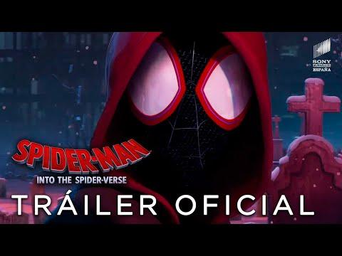 Spider-Man: Un Nuevo Universo. Teaser Tráiler Oficial. En cines Navidades 2018.