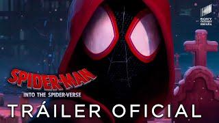 Tráiler Español Spider-Man: Into the Spider-Verse