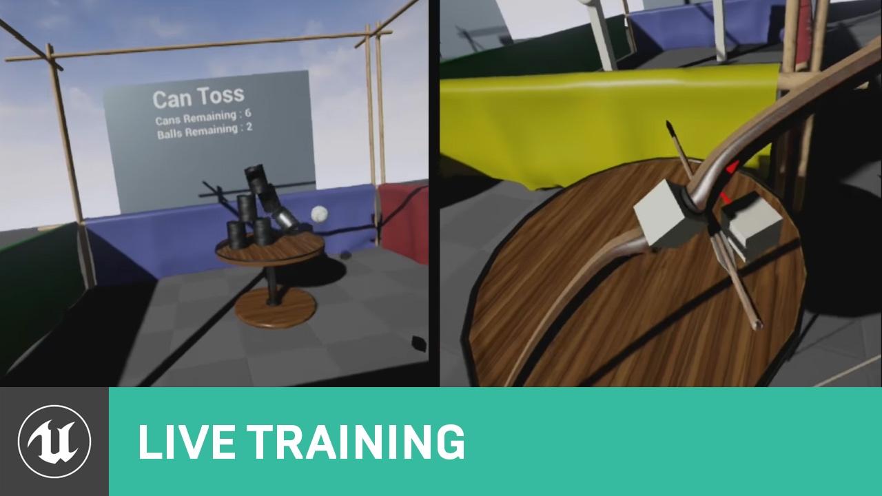 Motion Controller Component Setup | Unreal Engine Documentation