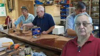 Bundanoon Men's Shed