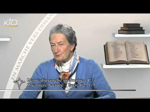 2e dimanche ordinaire C - 1re lecture