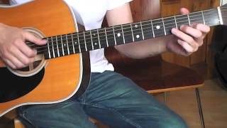 Couldn't Love You More by John Martyn - Guitar and Singing Lesson