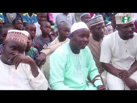 IBERU OLOHUN - Fadilatu Sheikh Abubakri Issah Olayinka (SAIFU L QUOIRIYAH)
