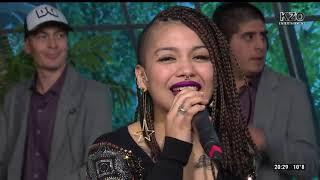 Johanna Rodriguez  EX VIRU KUMBIERON  Ft. NO TE CREAS TAN IMPORTANTE