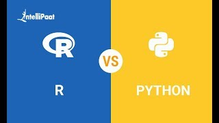 R vs Python - What should I learn in 2019?   R and Python Comparison   Intellipaat