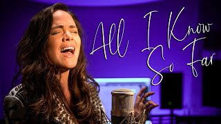 P!NK - All I Know So Far (Tasha Reeves Cover)