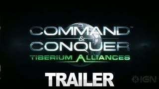 Picture of a game: Command & Conquer: Tiberium Alliances