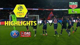Paris Saint-Germain - EA Guingamp ( 9-0 ) - Highlights - (PARIS - EAG) / 2018-19