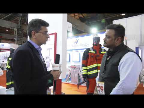 Udit Agrawal, Director, Brijbasi Fire Safety Systems Pvt Ltd