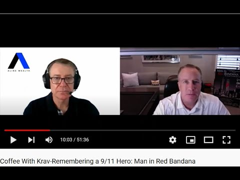 Oct 18, 2021    COFFEE WITH KRAV: REMEMBERING A 9/11 HERO: MAN IN RED BANDANA