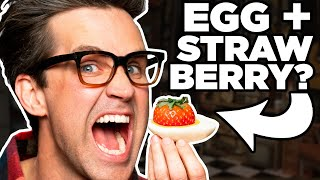 Surprising Food Combos Taste Test