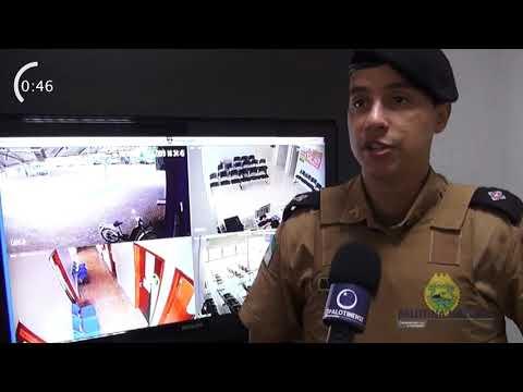 Notícias em 2 Minutos - Com o Projeto Cidade Segura, Palotina passa a ser a cidade mais monitorada