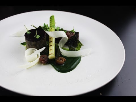 Plating techniques 10- How to plate. Presentation of food like a michelin star chef. Food Style