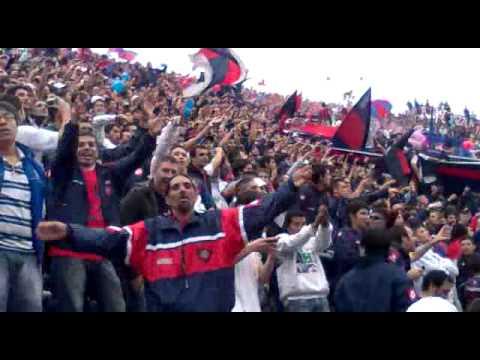 """San Lorenzo 3 - Newell's 2 :: Recibimiento :: Soy del barrio de Boedo ♪"" Barra: La Gloriosa Butteler • Club: San Lorenzo"