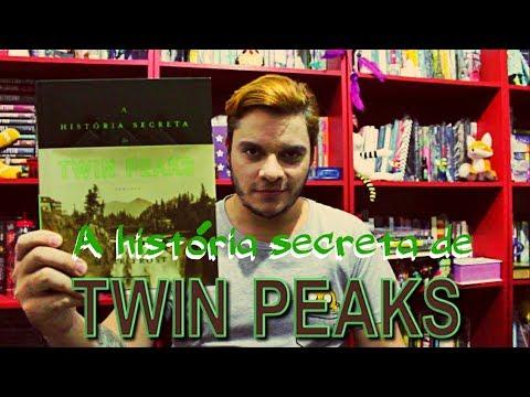 A história secreta de Twin Peaks | #070 Li e adorei