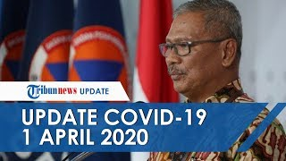 Update Jumlah Kasus Covid-19 di Indonesia, Tambah 149, Total 1.677 Kasus