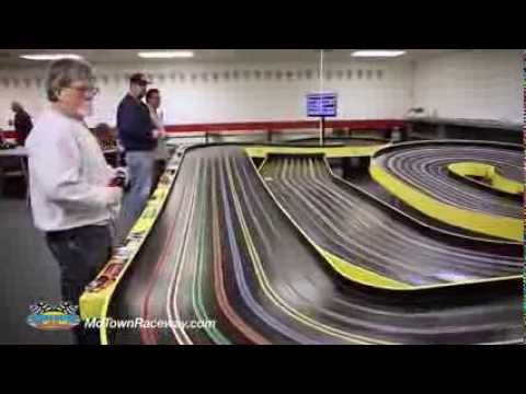 Motown Raceway – Slot Car Race Track in Modesto