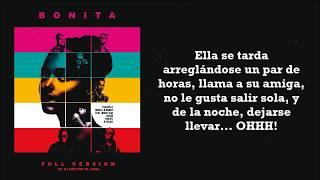 Bonita Full Remix (Letra) - J Balvin, Jowell & Randy, Ozuna, Nicky Jam, Wisin & Yandel
