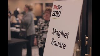 MagNet 2019: Exhibitors at MagNet Square!