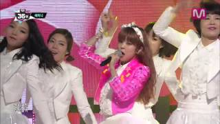 혜이니_Love 007 (Love 007 by HEYNE of M COUNTDOWN 2014.1.9)