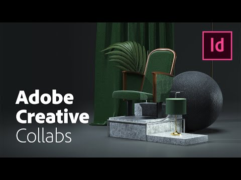Adobe Creative Collabs: Creating a brand identity with Radim Malinic