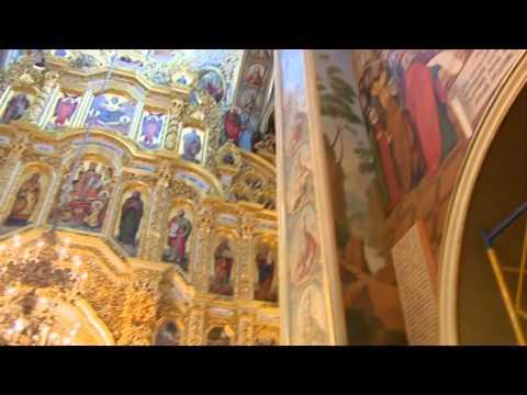 Семь чудес Украины: Киево-Печерская лавр