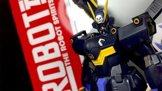 ROBOT Damashii Crossbone Gundam X-2 Kai | REVIEW