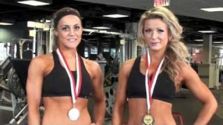 Calgary Personal Training Testimonial - Andrea and Tannis