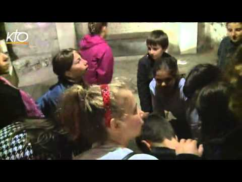Visiter une cathédrale avec des enfants