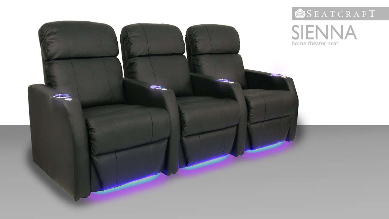 Theater Sofa Home Theater Couch Media Room Seating