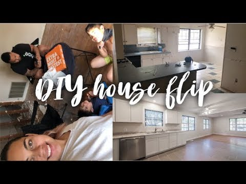 1 Month House Flip (DIY)