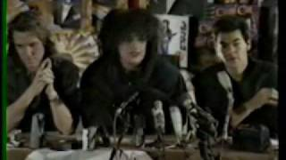 """Boy George, Roy Hay & Jon Moss talk about """"The War Song"""""""