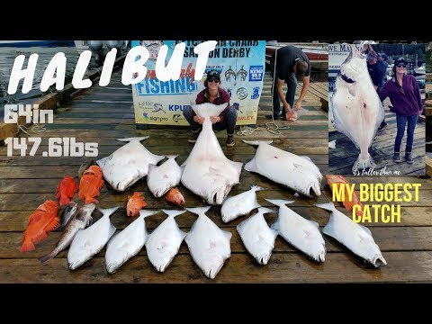 Halibut Fishing Alaska! This is the Place we DREAM about fishing.