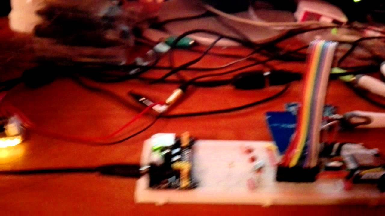 Интернет радио на esp8266