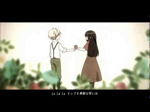 【MV】林檎売りの泡沫少女 / GUMI - yukkedoluce