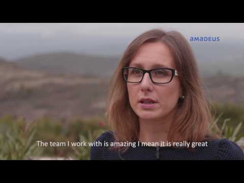 Video Working at Amadeus – meet the minds behind the tech