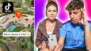 Reacting To TikToks About Me 2! (New House Leaked)