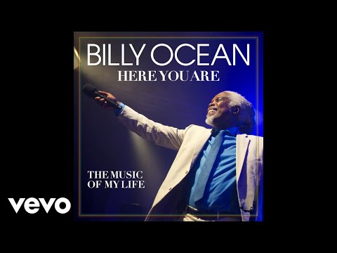 Billy Ocean - Here You Are (Audio)