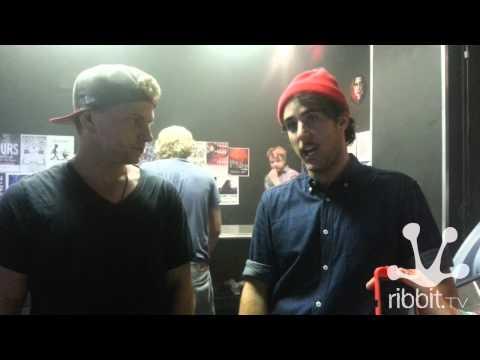 ribbit.TV | Zac Farro (HalfNoise) Interview