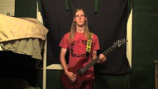 Guitar Cover: Disciple: Deafening