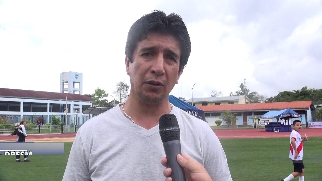 La región San Martín dio inicio a los Juegos Deportivos Escolares Nacionales 2018 etapa regional