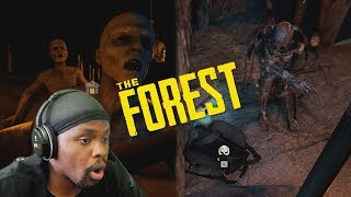 One Of Our BIGGEST Finds BEHIND Enemy Lines!  - The Forest Multiplayer Ep.12