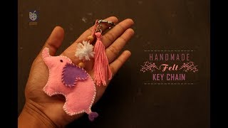 יצירת מחזיק מפתחות יפה