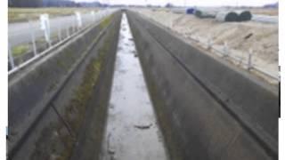 国営加治川用水農業水利事業