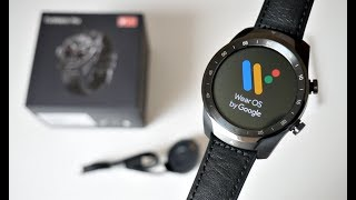 Amazing Ticwatch Pro Smart Watch - Best Smart Watch of 2018?