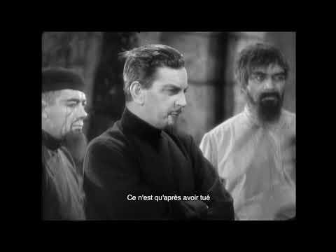 LES CHASSES DU COMTE ZAROFF   Bande annonce