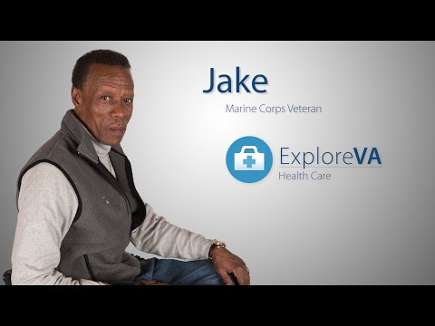 "Jake felt like a ""lost soul"" after his injury. VA helped him regain his spirit."