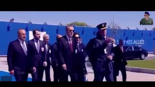 Эрдоган: НАТО(ВНИМАНИЕ НА ТРАМПА)